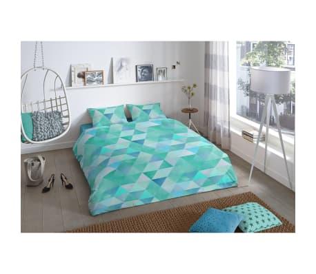 good morning bettw sche set 5759 a tria 240 x 200 220 aquablau g nstig kaufen. Black Bedroom Furniture Sets. Home Design Ideas