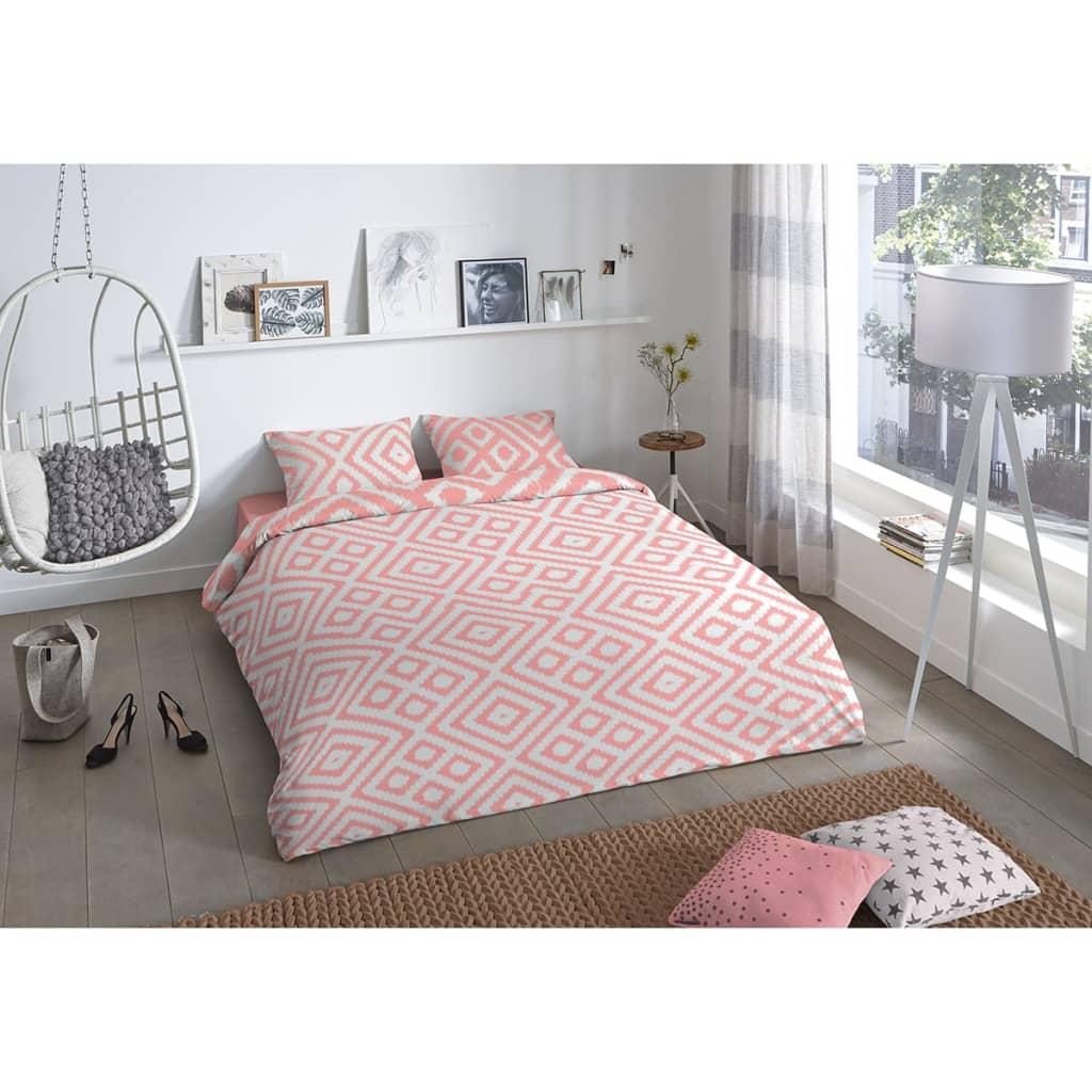 Good Morning Dekbedovertrek 5800-A FRITS 140x200/220 cm roze