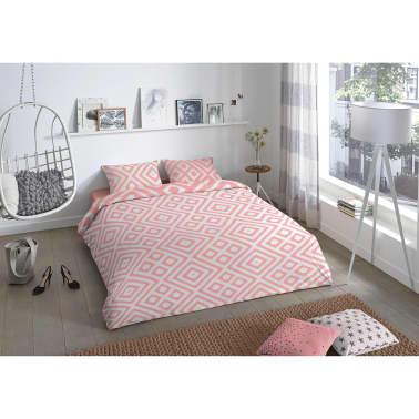 Good Morning Bäddset 5800-A FRITS 240x200/220 cm rosa[2/2]