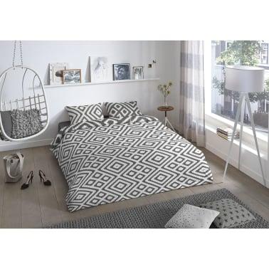 Good Morning Bäddset 5800-A FRITS 155x220 cm grå[2/2]