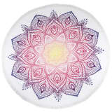 HIP Beach Towel 2069-H Mirazo Round 160 cm Multicolour