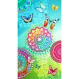 HIP Telo da Spiaggia 5112-H Mystic 100x180 cm Multicolore