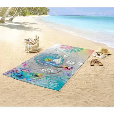 HIP Ręcznik plażowy 5590-H Adele, 100 x 180 cm, wielokolorowy[3/3]