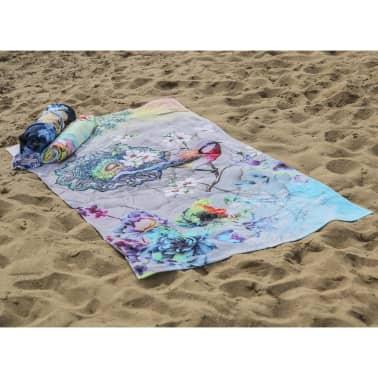 HIP Ręcznik plażowy 5590-H Adele, 100 x 180 cm, wielokolorowy[1/3]