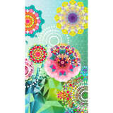 HIP Beach Towel 5888-H Saquira 100x180 cm Multicolour