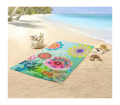 HIP Ręcznik plażowy 5888-H Saquira, 100 x 180 cm, wielokolorowy[3/4]