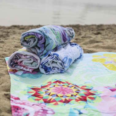 HIP Ręcznik plażowy 5888-H Saquira, 100 x 180 cm, wielokolorowy[4/4]