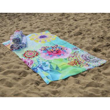 HIP Ręcznik plażowy 5888-H Saquira, 100 x 180 cm, wielokolorowy[1/4]