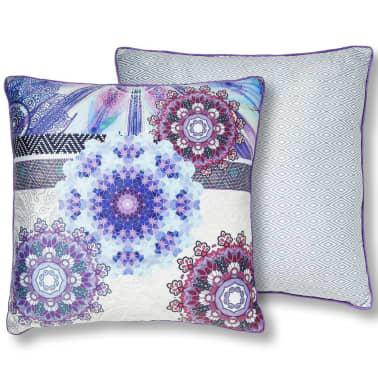 HIP Coussin décoratif 6101-H Jayanti 48 x 48 cm Violet[1/2]