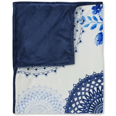 HIP Filt 6099-H Grande 130x160 cm blå[3/3]