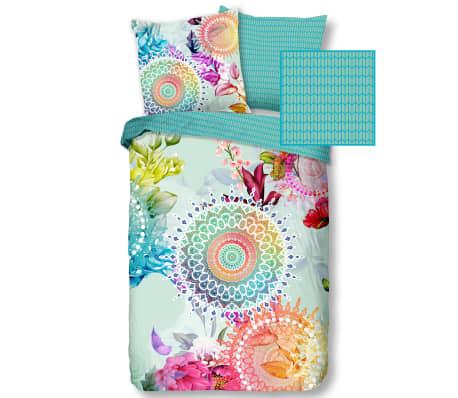 HIP Housse de couette 6091-H Lilyane 155 x 220 cm Multicolore[2/4]