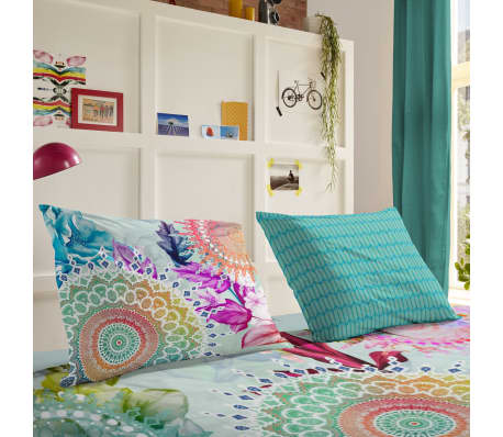 HIP Housse de couette 6091-H Lilyane 155 x 220 cm Multicolore[3/4]