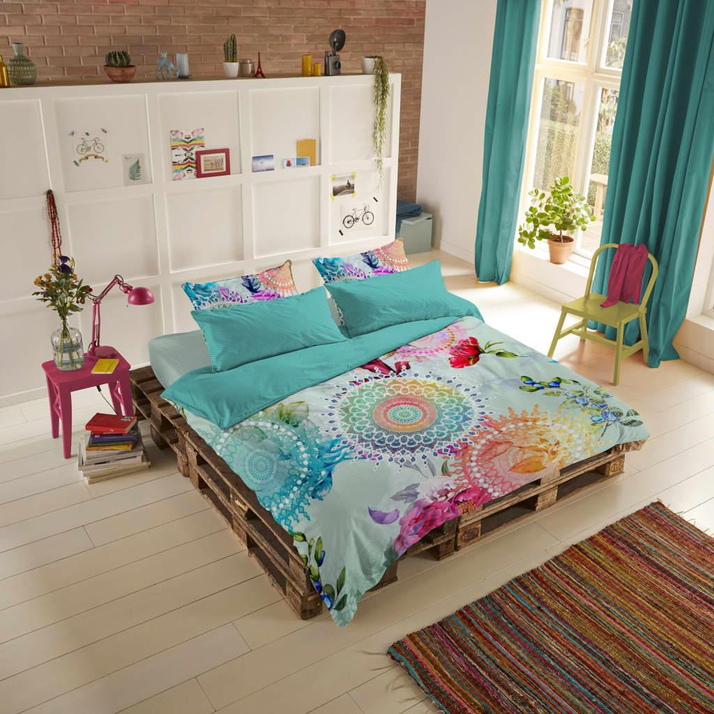 HIP Kussensloop 6091-H Lilyane 40x80 cm groen