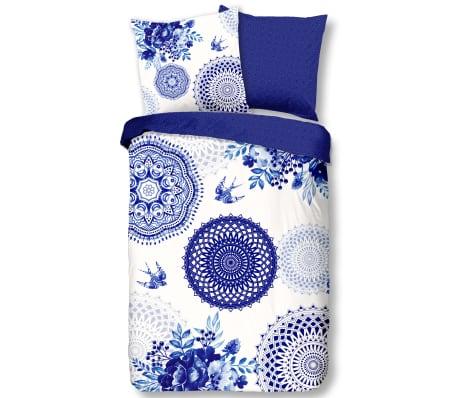 hip bettw sche set 6099 h grande 200 x 200 cm blau g nstig kaufen. Black Bedroom Furniture Sets. Home Design Ideas
