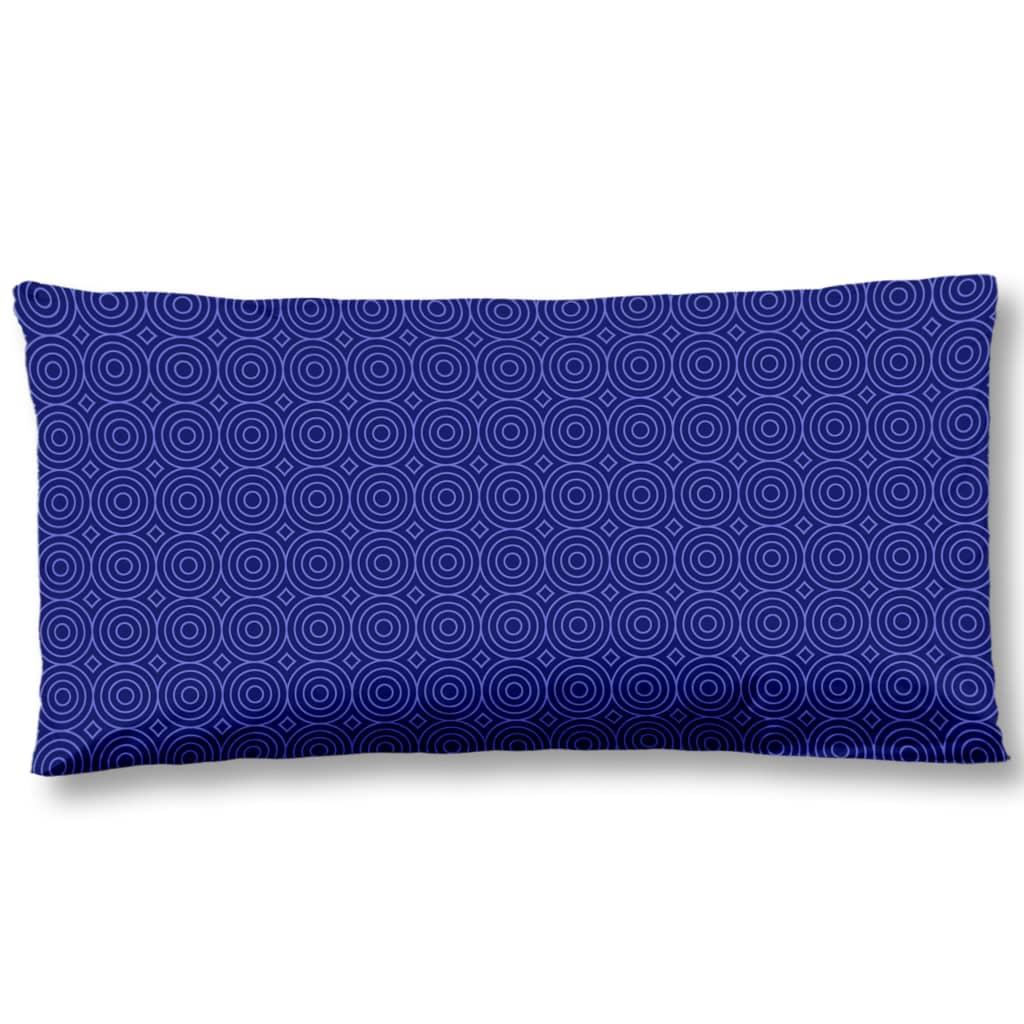 Afbeelding van HIP Kussensloop 6099-H Grande 40x80 cm blauw