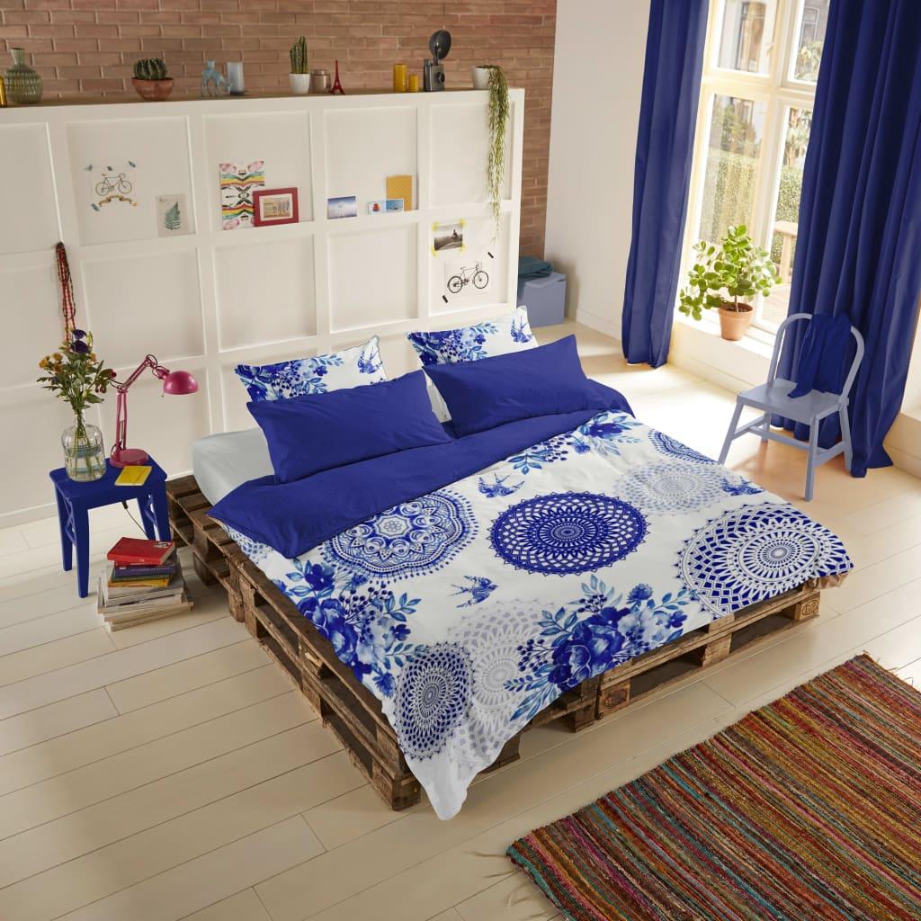 HIP Kussensloop 6099-H Grande 40x80 cm blauw