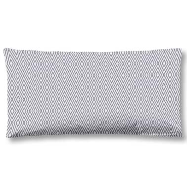 HIP Kuddöverdrag 6101-H Jayanti 40x80 cm grå[2/3]