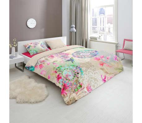 hip bettw sche set 6107 h pallavi 140 x 200 220 cm mehrfarbig g nstig kaufen. Black Bedroom Furniture Sets. Home Design Ideas