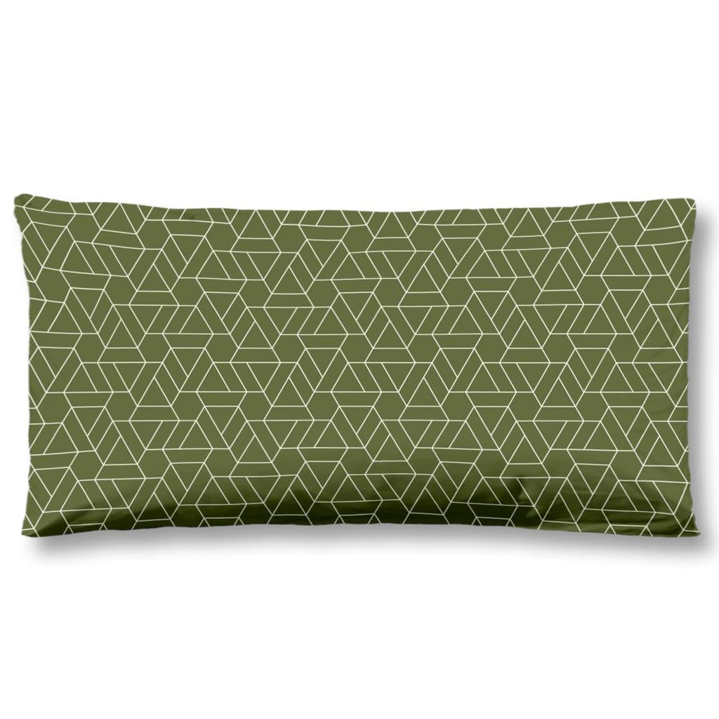 Afbeelding van HIP Kussensloop 6113-H Bodhini 40x80 cm groen