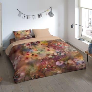 Pure Housse de couette 2200-M Blossom 200 x 200/220 cm Multicolore[2/2]