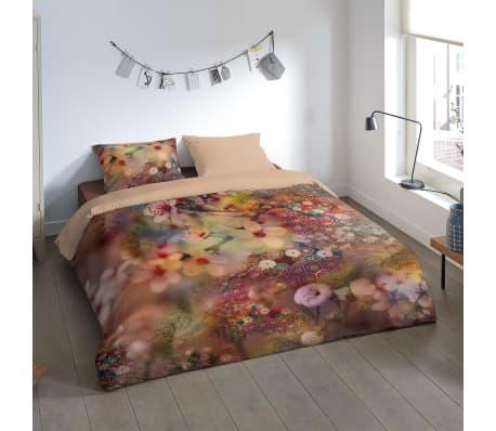 pure bettw sche set 2200 m blossom 240x200 220 cm mehrfarbig g nstig kaufen. Black Bedroom Furniture Sets. Home Design Ideas