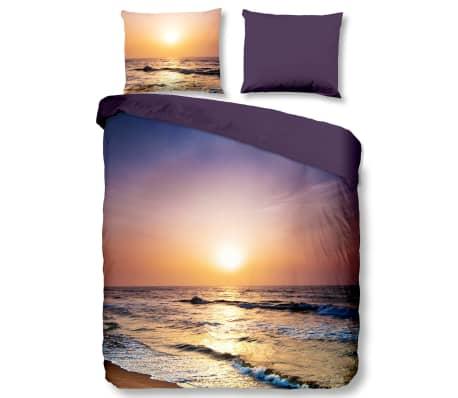 pure bettw sche set 6069 m sunset 200 x 200 220 cm. Black Bedroom Furniture Sets. Home Design Ideas
