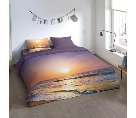 pure bettw sche set 6069 m sunset 240 x 200 220 cm mehrfarbig g nstig kaufen. Black Bedroom Furniture Sets. Home Design Ideas