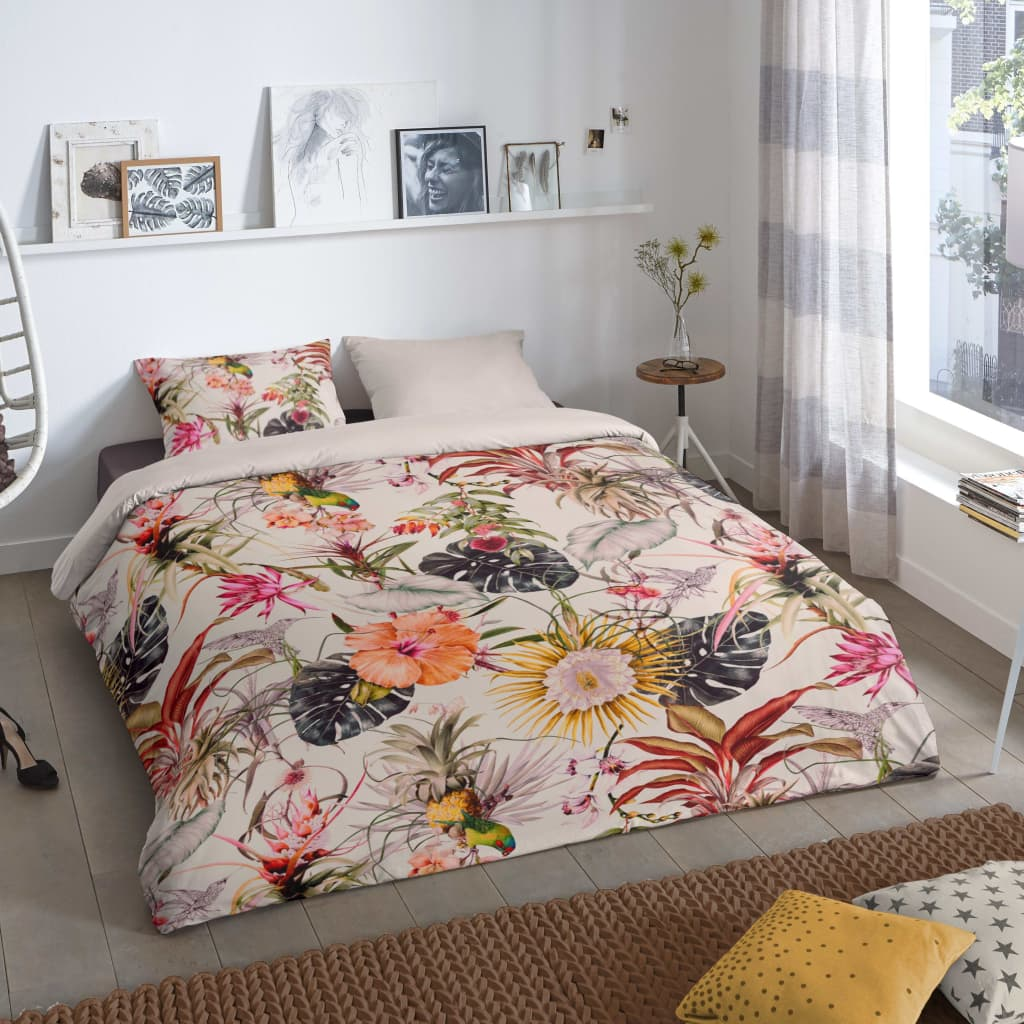 Good Morning Bettwäsche Stephanie 135x200cm Bettbezug Kissenbezug Bettgarnitur