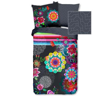 HIP Bettwäsche Mehrfarbig Bettbezug Kissenbezug Deckenbezug mehrere Auswahl