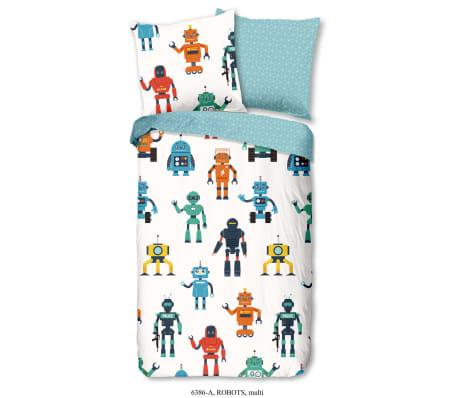 Good Morning Bäddset för barn Robots 135x200 cm