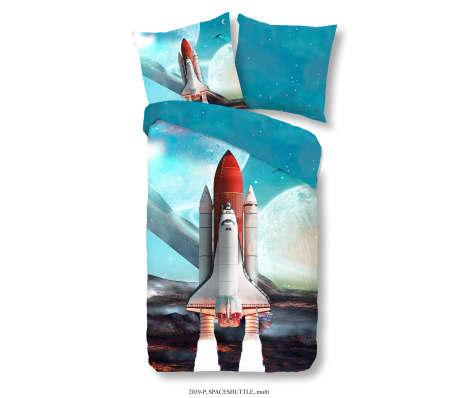 Good Morning Bäddset för barn Space Shuttle 135x200 cm