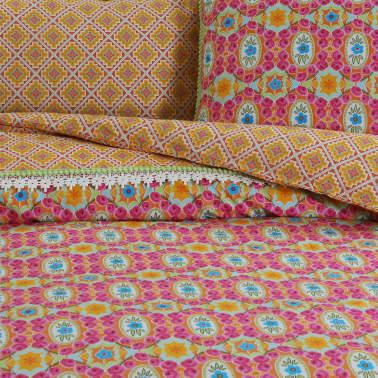 Happiness Bäddset ZOSIA 200x200 cm orange[7/7]