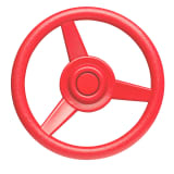Swing King Steering Wheel 30 cm Red 2552007