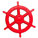 Roue de pirate rouge large 40 cm Swing King