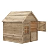 Swing King Wooden Playhouse Louise Deluxe 7850002
