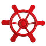 Swing King Barre de pirate 21,5 cm Petit Rouge