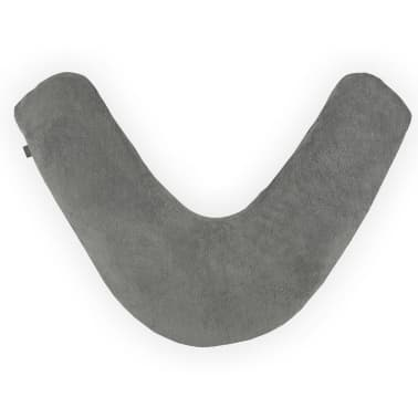 Jollein Voedingskussenhoes Cable anthracite 045-004-64897[2/3]