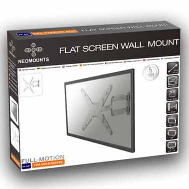 "NewStar NeoMounts Support mural pour écran plat 23"" - 52"" NM-W440WHITE[3/3]"