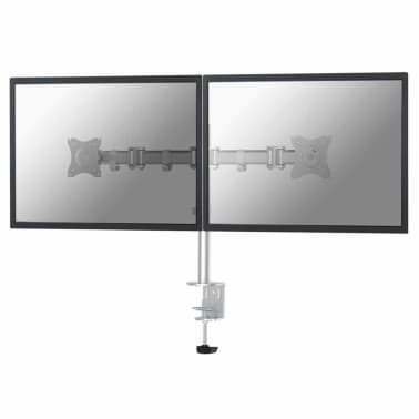 "NewStar Support de moniteur 10""-27"" NM-D135DSILVER[2/2]"