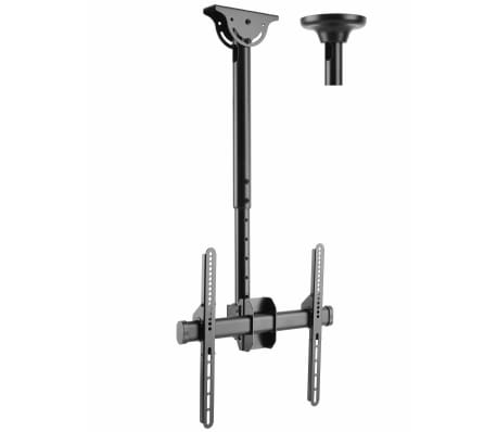 "NewStar NeoMounts Support de plafond d'écran plat 32""-60"" NM-C440BLACK[2/6]"