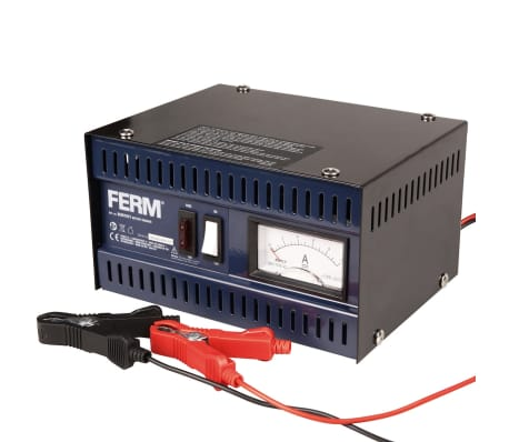 FERM Acculader metaal BCM1021[1/6]