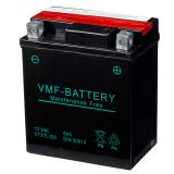 Batterie Liquifix 12V 6 Ah MF YTX7L-BS VMF Powersport