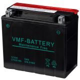 Batterie VMF Powersport Liquifix 12 V 18 Ah MF CTX20-BS
