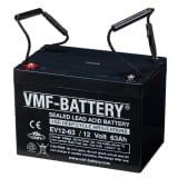 Batterie AMG VMF à décharge profonde EV 12 V 63 Ah EV12-63