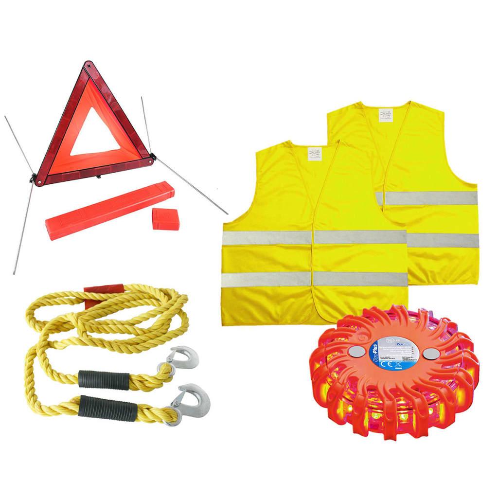 Afbeelding van ProPlus veiligheidsset voor in de auto 510417