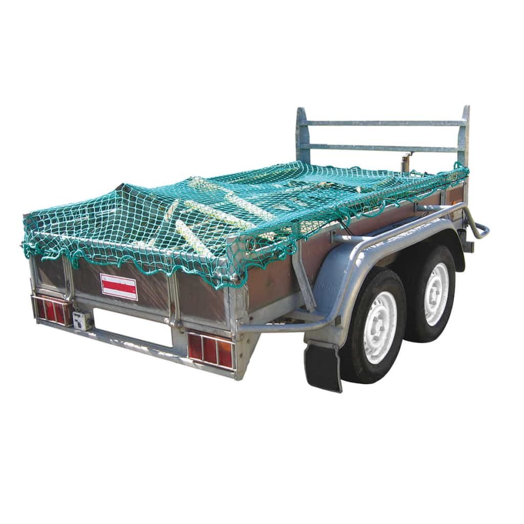 ProPlus Síť na přívěsný vozík s elastickými provazy 2,00x3,00 m
