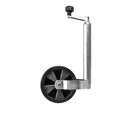 acheter roue jockey avec jante en plastique et pneu en caoutchouc proplus pas cher. Black Bedroom Furniture Sets. Home Design Ideas