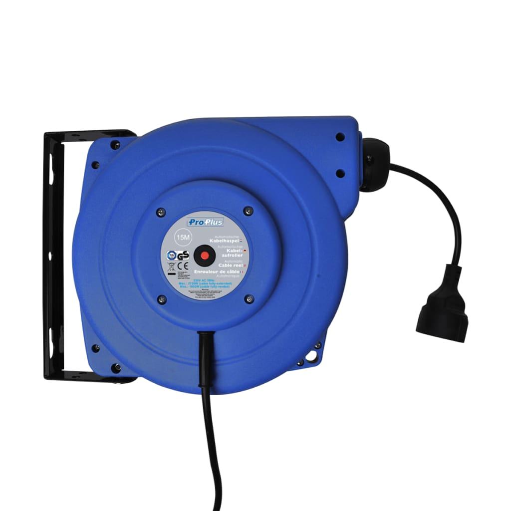 Afbeelding van ProPlus automatisch kabel systeem 15 m