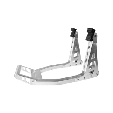 Béquille de stand aluminium avant pour moto[1/4]