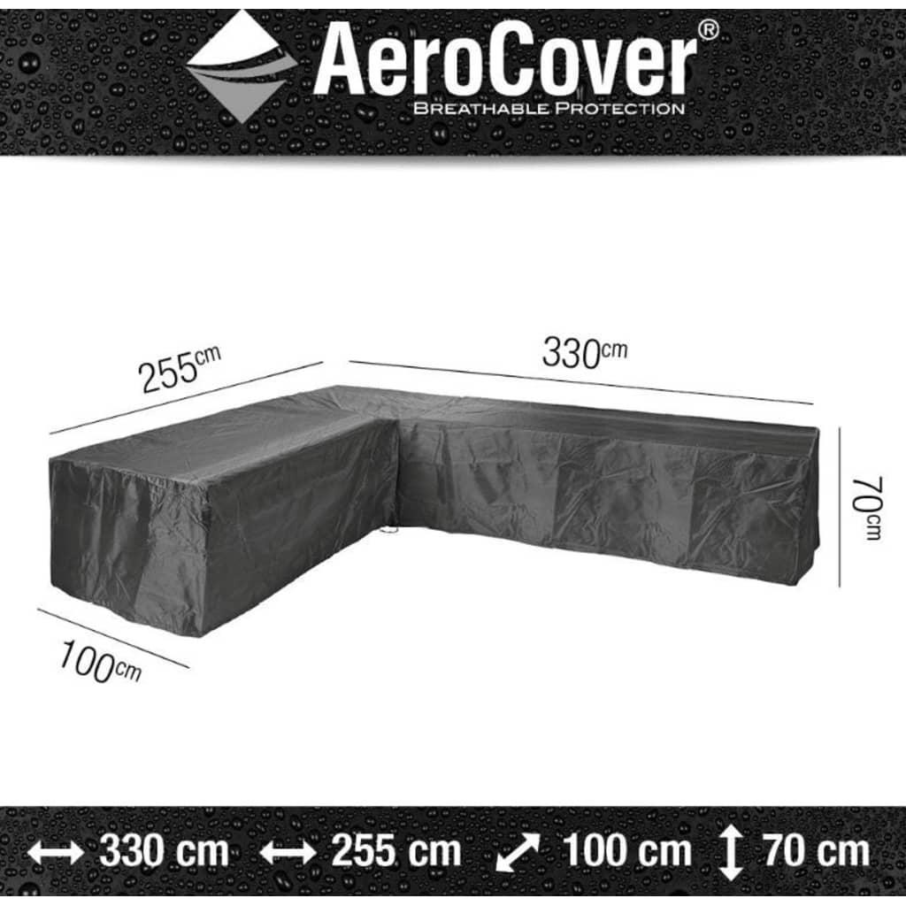Afbeelding van AeroCover loungesethoes 255x330x100xH70 cm L antraciet